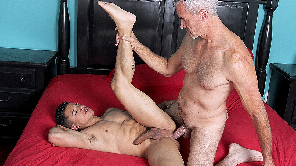 Derek Anthony porno gay adolescent ayant sexe nu